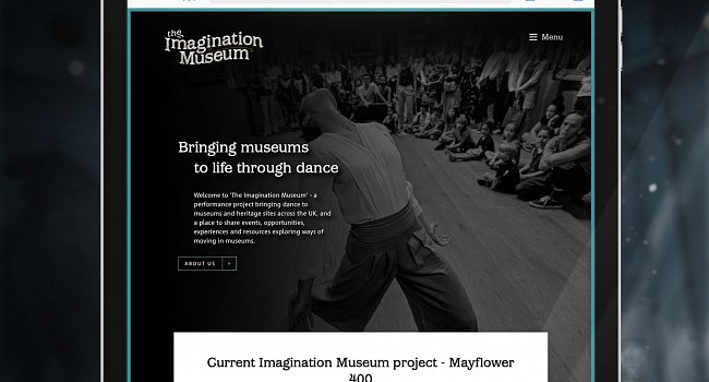 New Imagination Museum website launched